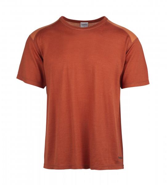 Herren T-Shirt Flam Lightwool SS