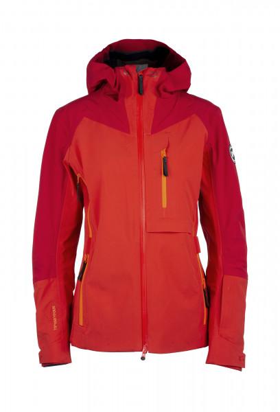 3-Lagen Damen Jacke Isbre