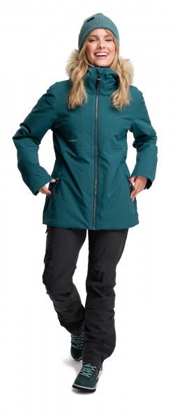 Wattierte Damen Jacke Finse 2.0